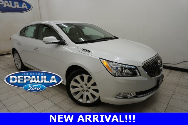 Pre Owned 2016 Buick Lacrosse Leather Group Awd