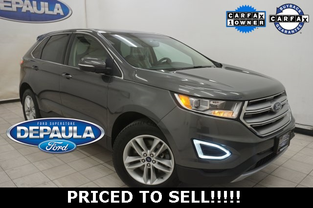 Pre-Owned 2016 Ford Edge SEL