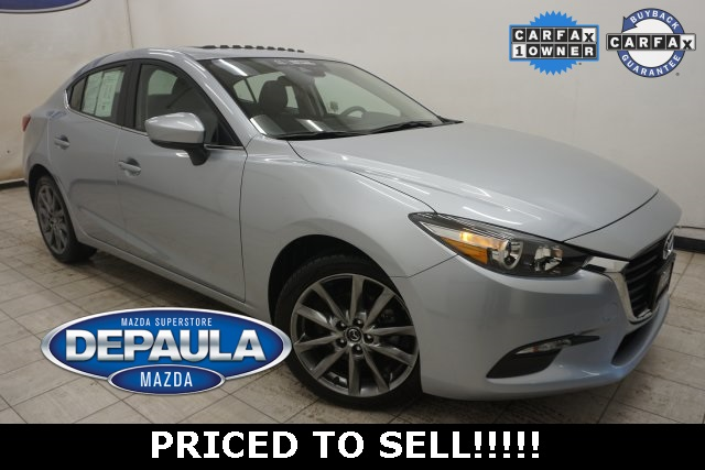 Certified Pre-Owned 2018 Mazda3 Touring
