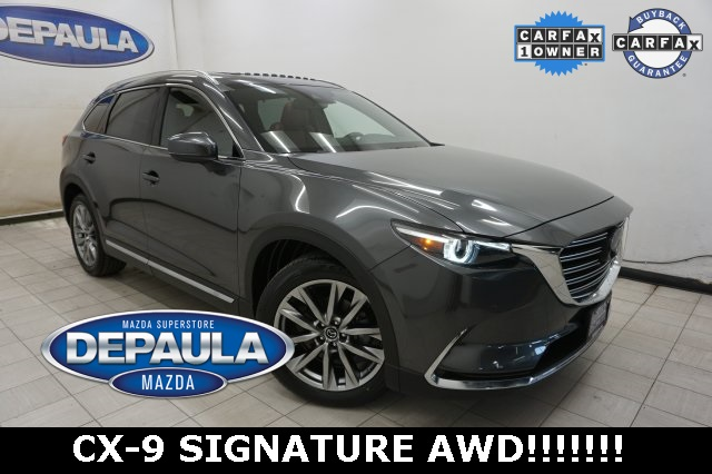Certified Pre-Owned 2018 Mazda CX-9 Signature