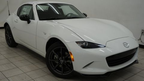 New 2017 Mazda Miata RF Club